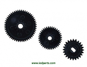 Good Quality For Epson tm-t58 t58 print head gears 58mm Thermal Printer Rubber Roller Gear