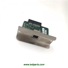 For zebra zt210 zt230 original network card for built-in card for barcode printer connector card